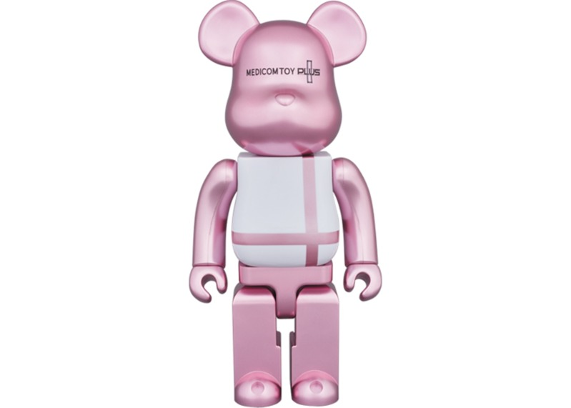 bearbrick-medicom-toy-plus-400-pink